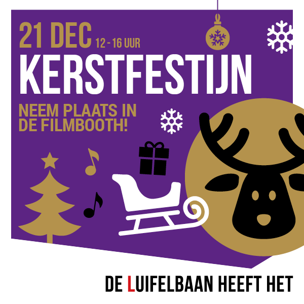 21 december — Kerstfestijn