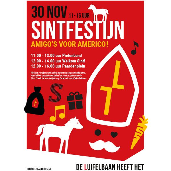 30 november — Sintfestijn