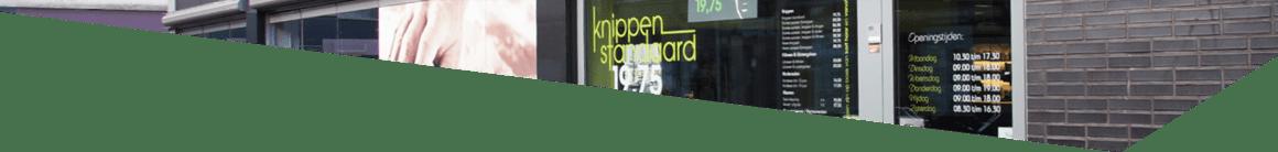 Gevel Cest beau op de Luifelbaan in Leiden