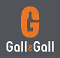 Gall en Gall op de Luifelbaan in Leiden