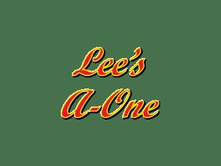 Lee a-One op de Luifelbaan in Leiden