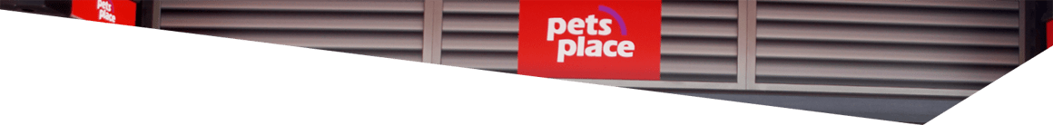 Gevel Pets Place op de Luifelbaan in Leiden