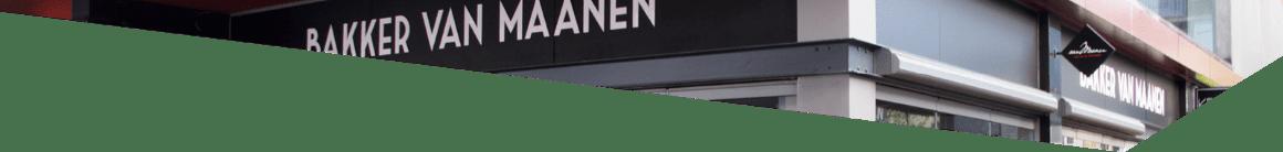 Bakkerij van Maanen op de Luifelbaan in Leiden